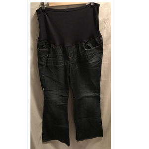 Maternity Size 14a/32 GAP Jeans Sexy Boot